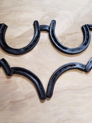 Horshoe Batman Emblem