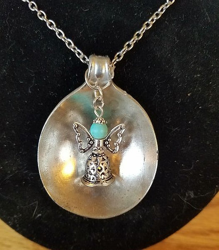NECKLACE, GUARDIAN ANGEL, FROM SPOON