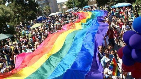 Pride Flag in Parade.jpg