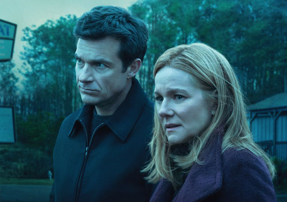 Marty and Wendy Byrde are at the centre of the storytelling of Ozark