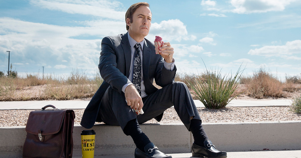 Saul Goodman built his life on perseverance and knowing his USP.
