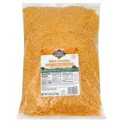 5lb Bags Cheese