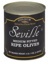 Sliced Olives