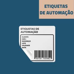 ETIQUETAS DE AUTOMAÇÃO
