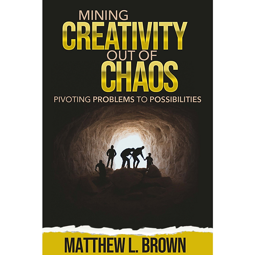 Mining Creativity Out Of Chaos