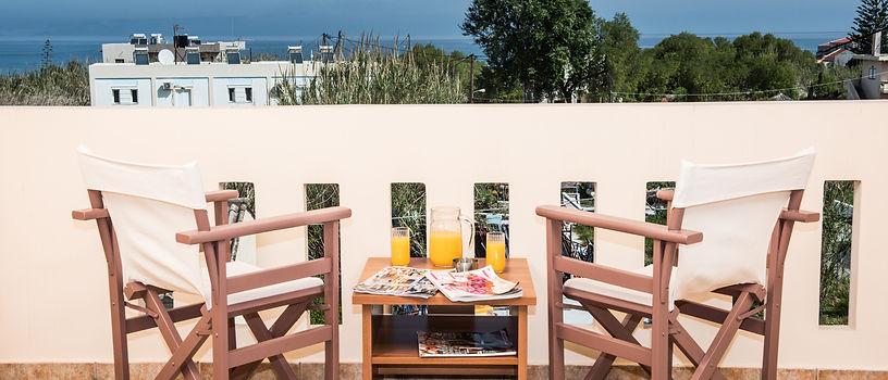The balcony from Mini Art Aprt I