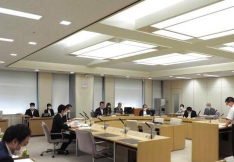 令和2年9月15日総務委員会が開かれました。