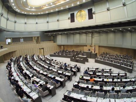 令和3年3月8日東京都議会本会議が開かれました。