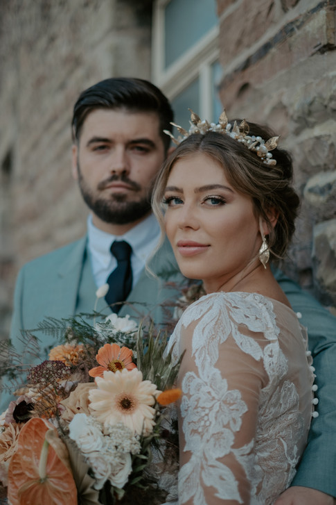 Bashall Barn Wedding