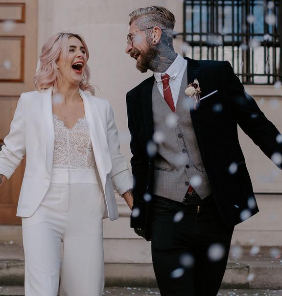 Marylebone Wedding