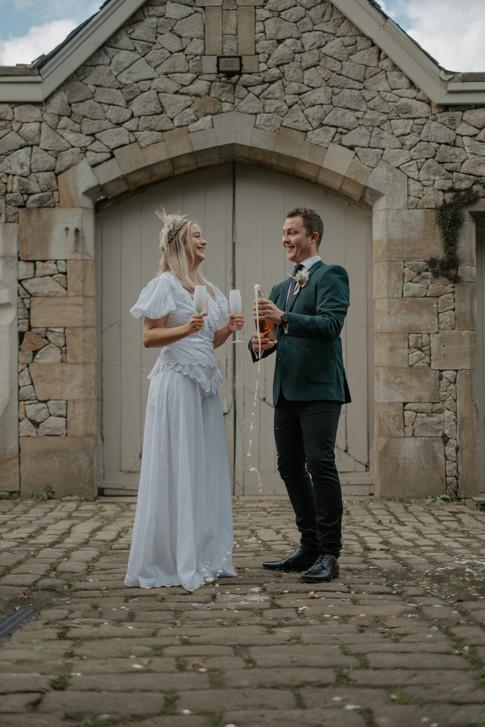 Wyresdale Wedding