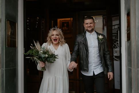 Old England Hotel Wedding