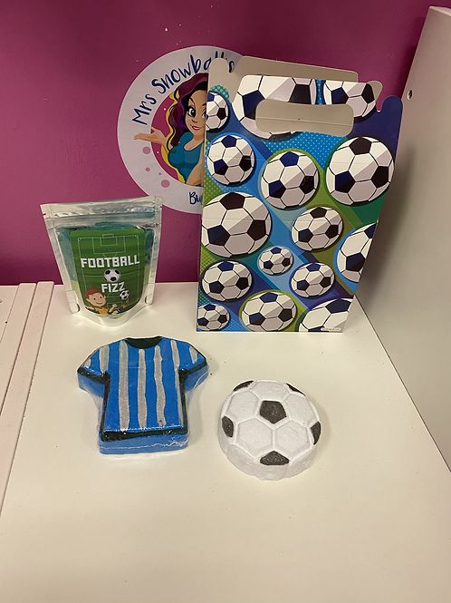Football Gift box - assorted colours