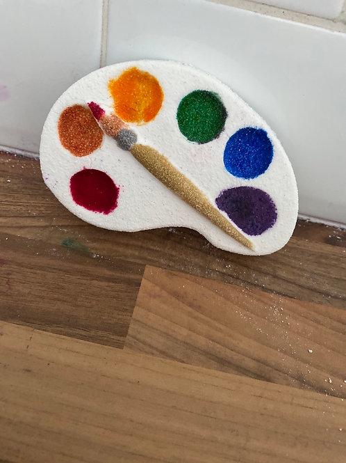 HUGE Rainbow Artist Pallet