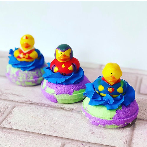 Ducks on a Raft ! Assorted