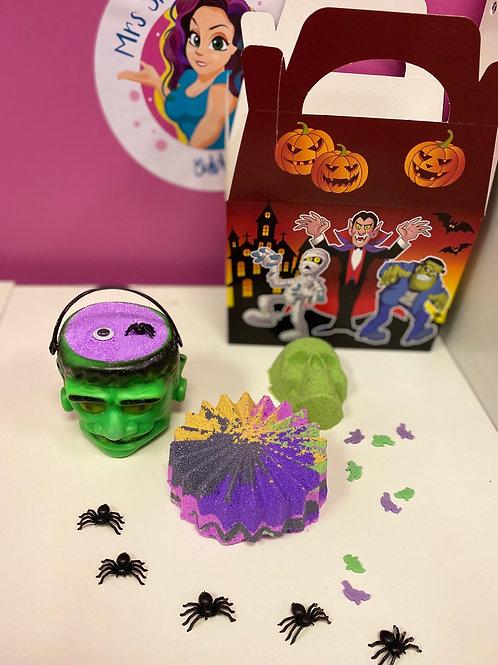 Kids Halloween gift box !