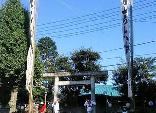 日吉神社の平成最後のお祭り