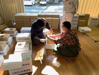 令和2年産湘南タゲリ米出荷しました!