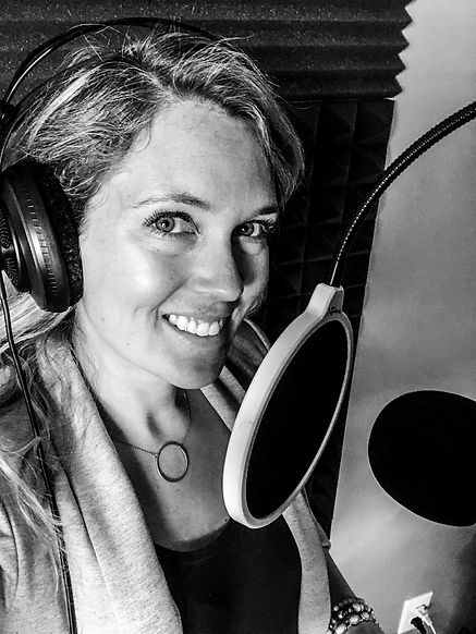 Kelli Winkler in recording booth.JPG.jpg