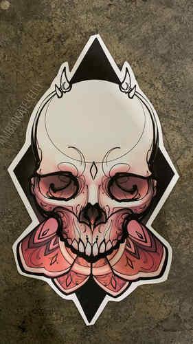 7. Skull