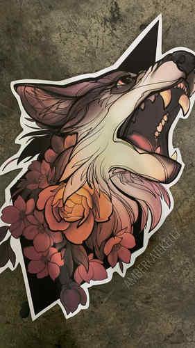 6. Wolf Flowers