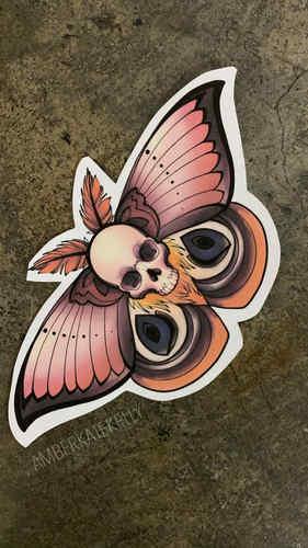 4. Moth