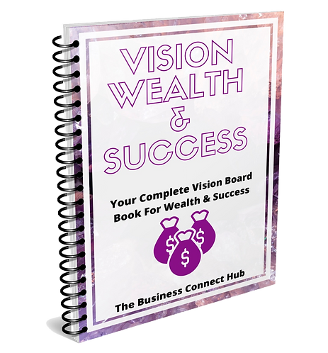 VISION BOARD CUT OUT DIGITAL DOWNLOAD