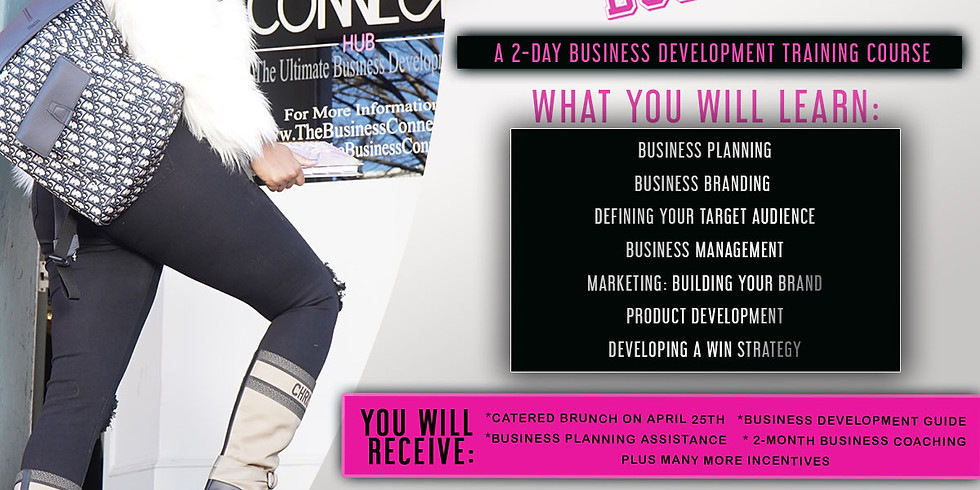 ONE ON ONE Business Bootcamp: Entrepreneur Development Course