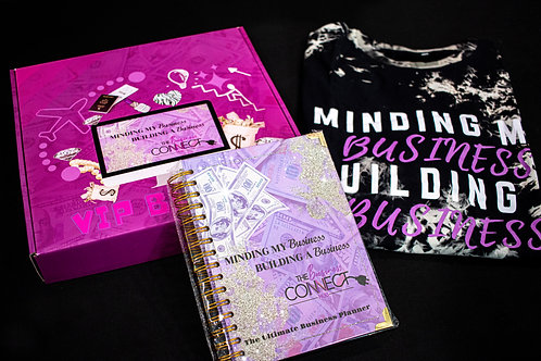 (VIP BUNDLE) Minding My Business Building A Business
