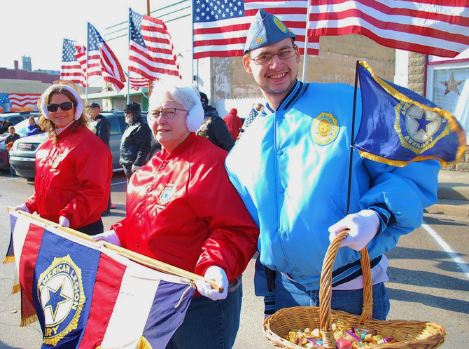 News for 11/14/2018 Veteran's Day Parade
