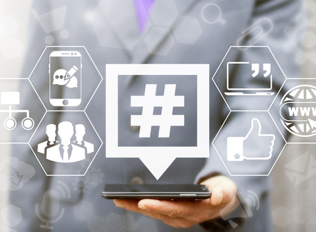 Hashtags: How they work & how to handle them