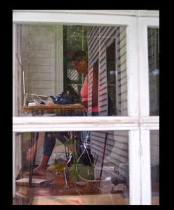 Denniston Hill Writing Residency