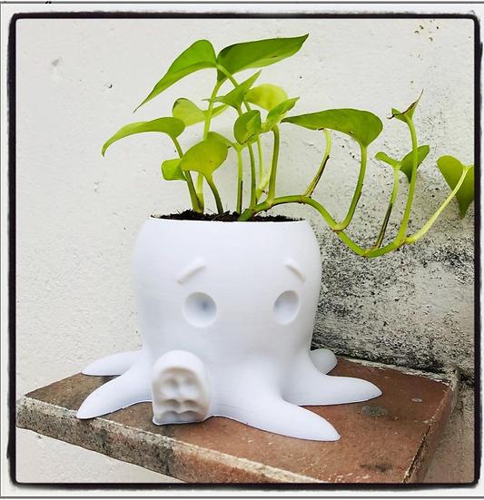 Octopus Planter