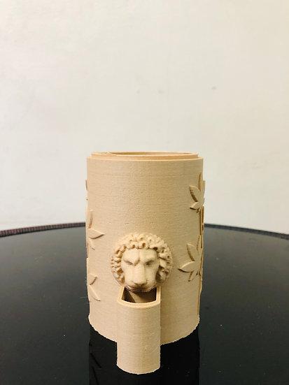 Long Lion Planter