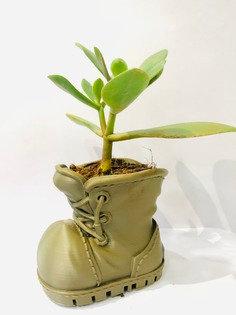 Boot Planter