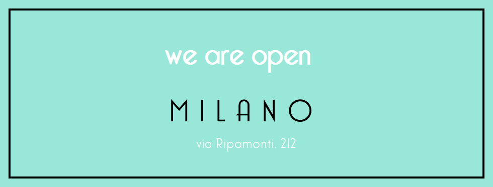 you&eye next opening a Milano Via Ripamonti, 212