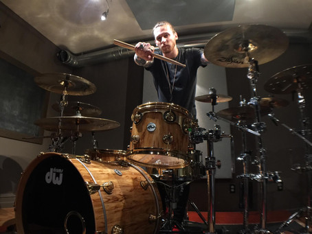 Announcing Addition Of Drummer - Mat Madiro