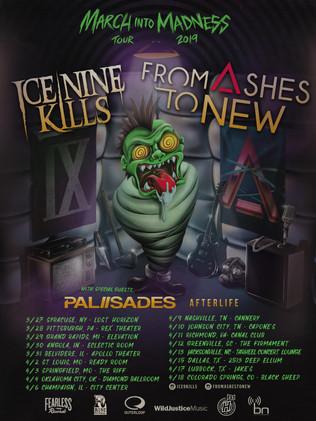 Spring Co-Headline Tour