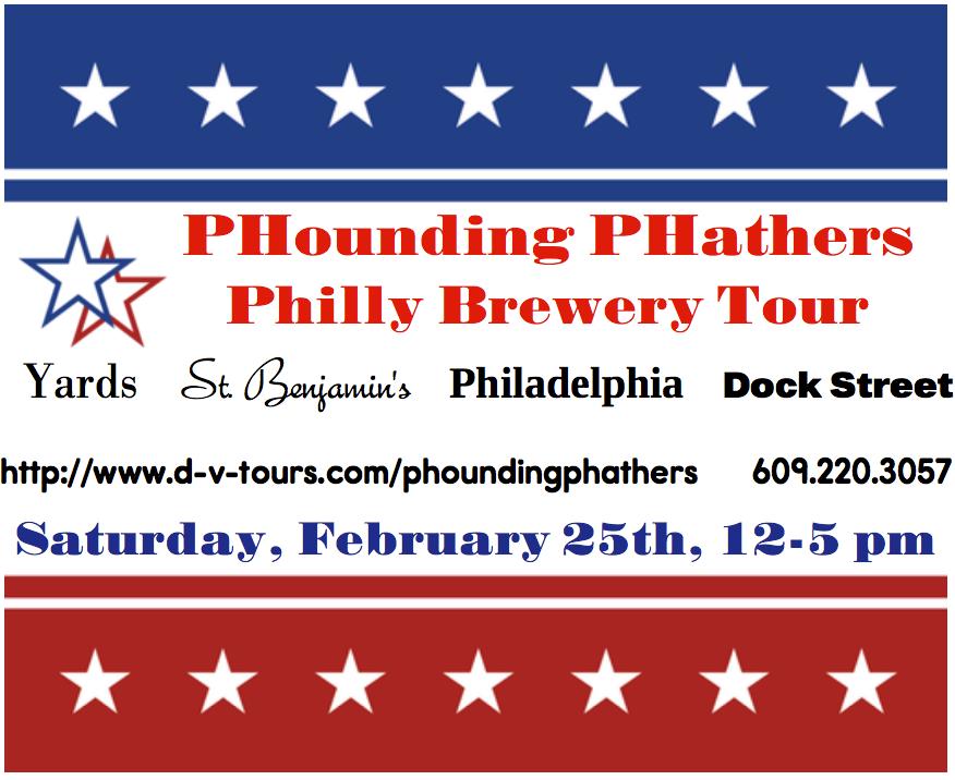PHounding PHathers Tour (Feb.24, 2018)