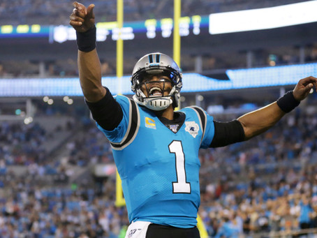Why Cam Newton is the Answer for the LA Chargers
