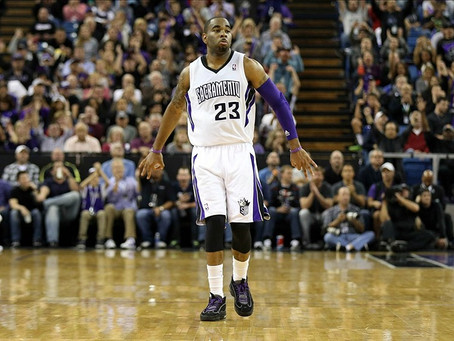 Marcus Thornton: 2011's Most Forgotten Upcoming Star