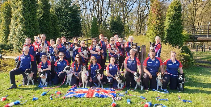 FAB Shows IFCS Team GB