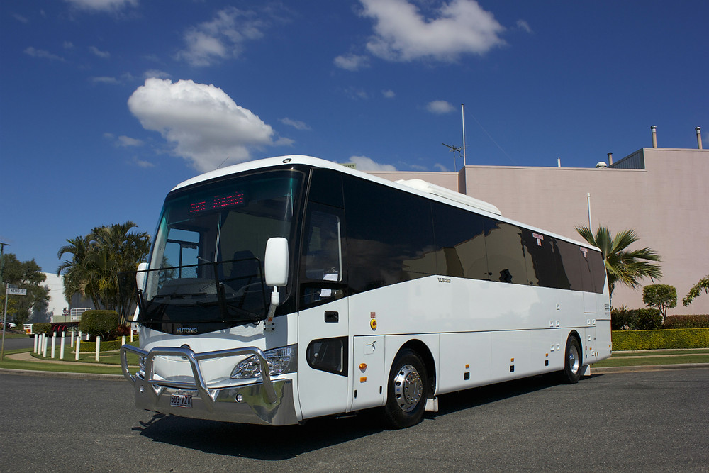 formal party bus hire sydney