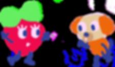 StrawberryPootPoot_BlowKiss.png