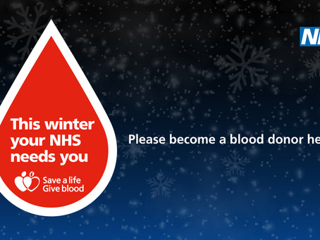Your NHS Needs You This Winter