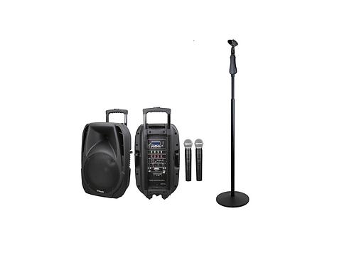 1 x Speaker + 2 Microphones
