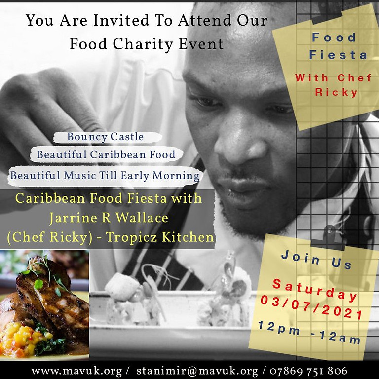 Food Charity Event