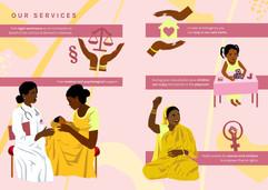 Broschüre - Services