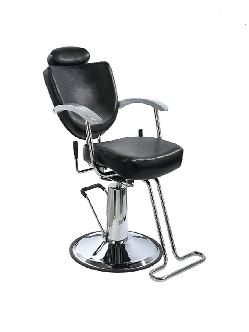 SILLA NEGRA RECLINABLE AL PURPOSE-2