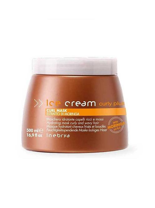 INEBRYA ICE CREAM CURL MASK 500 ML